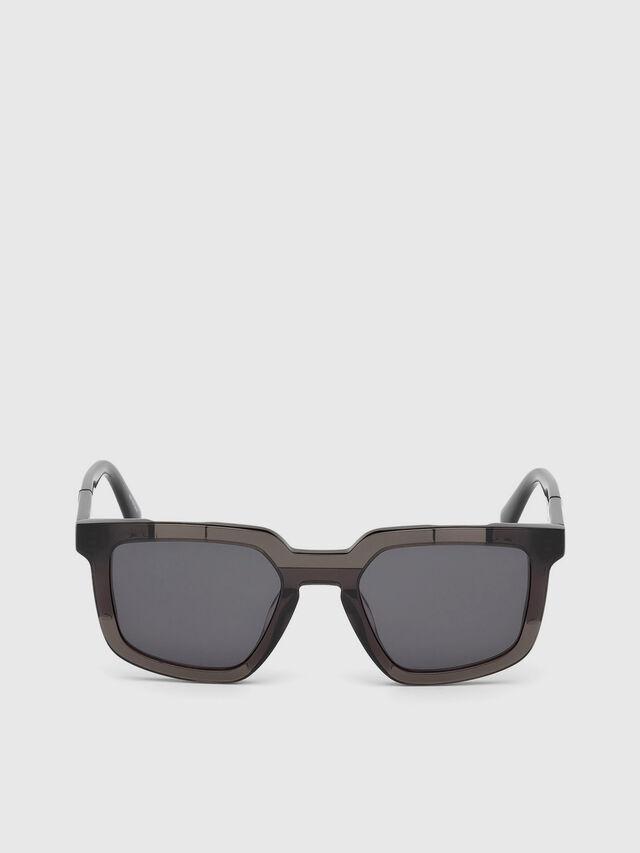 Diesel DL0271, Black - Eyewear - Image 1
