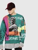 K-NOX, Dark Green - Knitwear