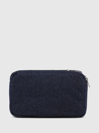 Diesel - FUTURAH, Blue - Crossbody Bags - Image 2