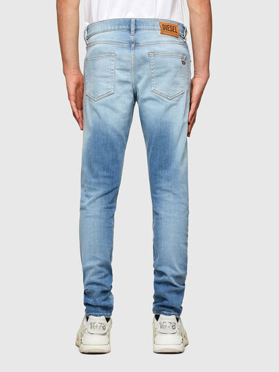 Diesel - D-Strukt 009NF, Light Blue - Jeans - Image 2