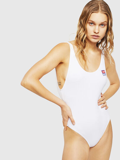 Diesel - BFSW-LIA, White - Swimsuits - Image 1