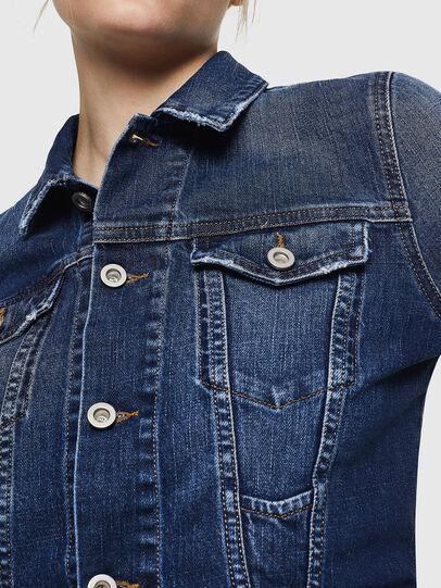 Diesel - DE-LIMMY, Blue Jeans - Denim Jackets - Image 3