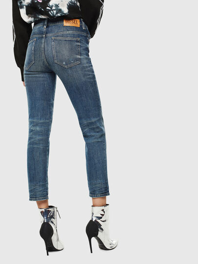 Diesel - D-Rifty 0890Y, Medium blue - Jeans - Image 2