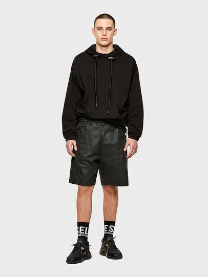 Diesel - D-HORTY-SP JOGGJEANS, Black - Shorts - Image 4