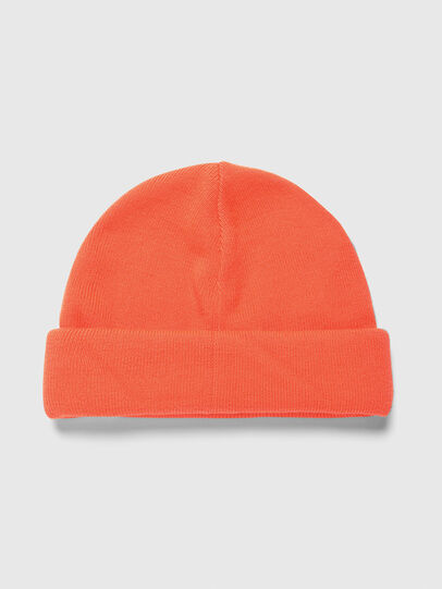 Diesel - K-XAU, Orange - Knit caps - Image 2