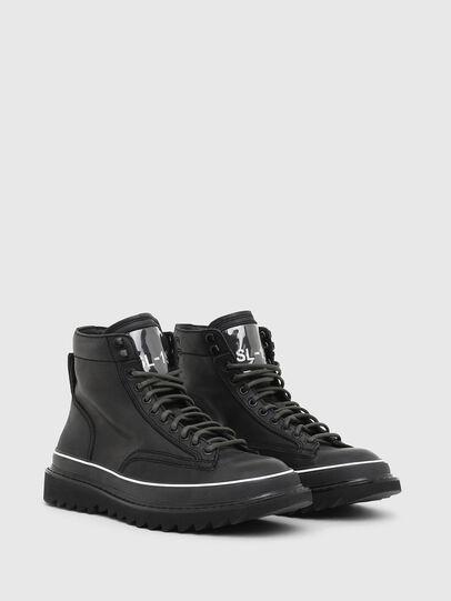 Diesel - H-SHIROKI DMBB, Black - Sneakers - Image 2