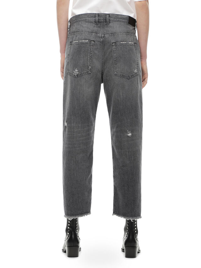 Diesel - TYPE-1815-RE, Grey Jeans - Jeans - Image 2