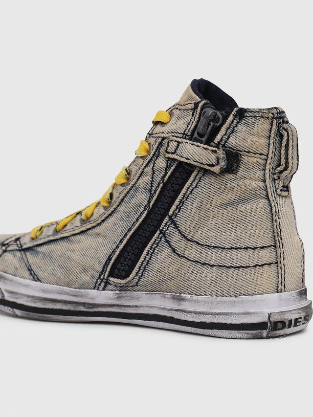 Diesel - SN MID 20 EXPOSURE Y, Grey Jeans - Footwear - Image 4