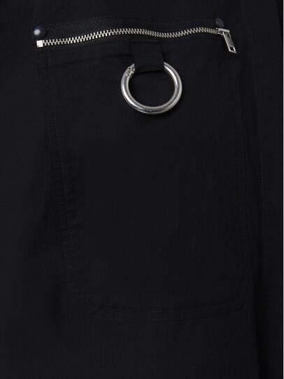 Diesel - D-LIZETH, Black - Dresses - Image 4