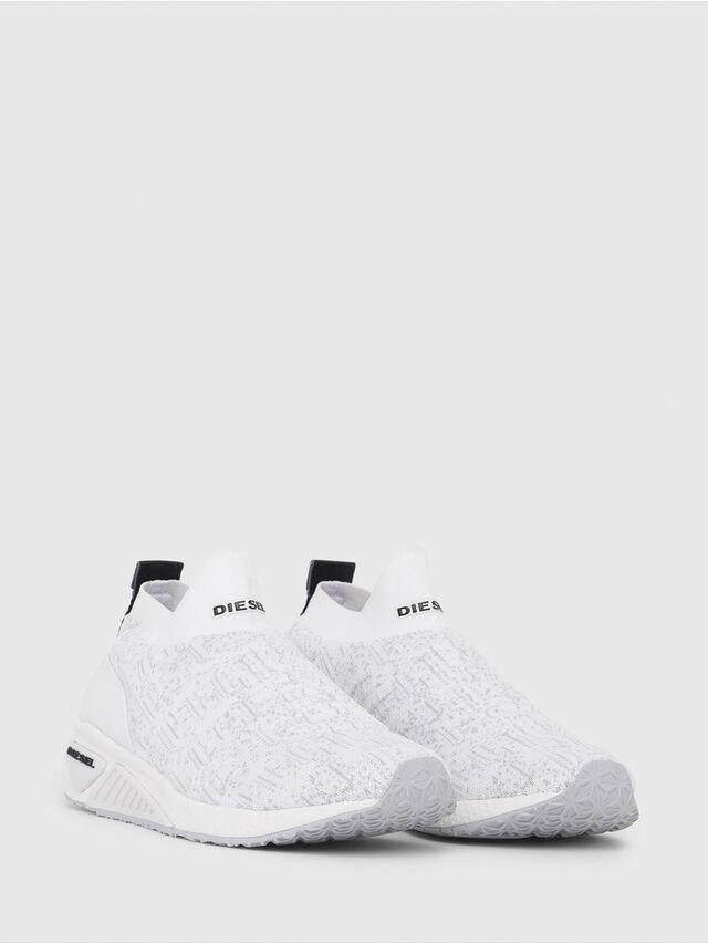 Diesel - S-KB ATHL SOCK W, Dirty White - Sneakers - Image 2