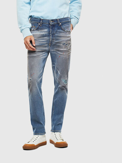 Diesel - D-Eetar 009BN, Medium blue - Jeans - Image 1