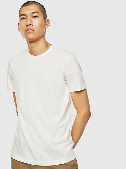 Diesel - T-DIEGOS-K31, White - T-Shirts - Image 4