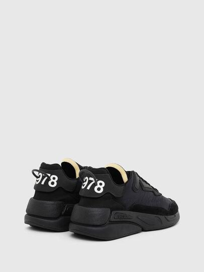Diesel - S-SERENDIPITY LC W, Black - Sneakers - Image 3
