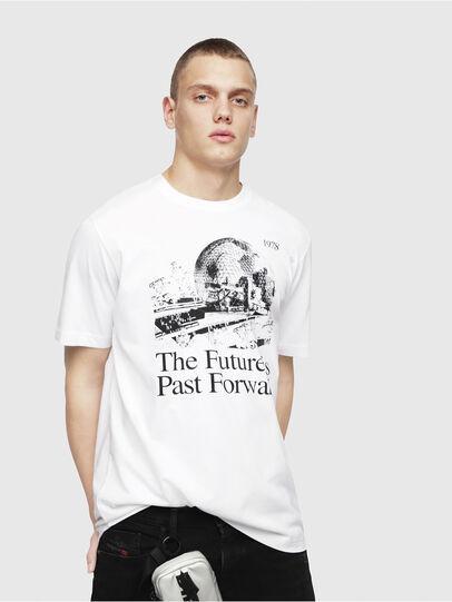 Diesel - T-JUST-YM,  - T-Shirts - Image 1