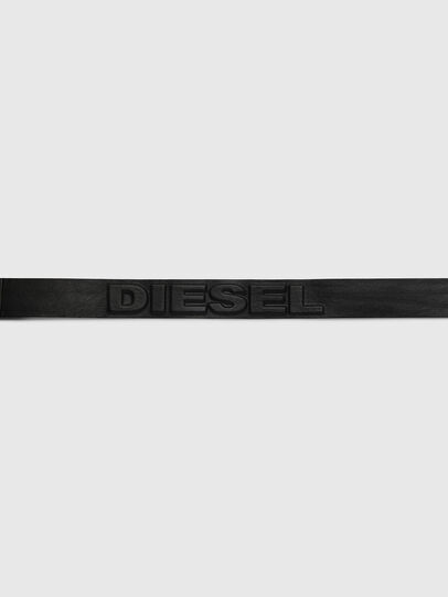 Diesel - B-RING, Black - Belts - Image 4