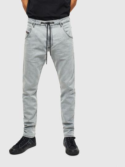 Diesel - Krooley JoggJeans 069MH, Grey - Jeans - Image 3