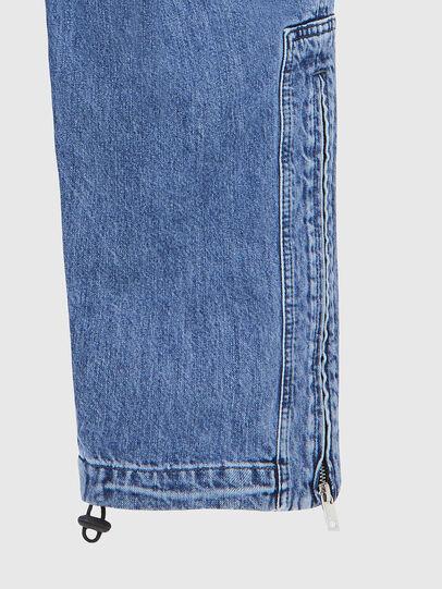 Diesel - D-Luks 009CL, Light Blue - Jeans - Image 3