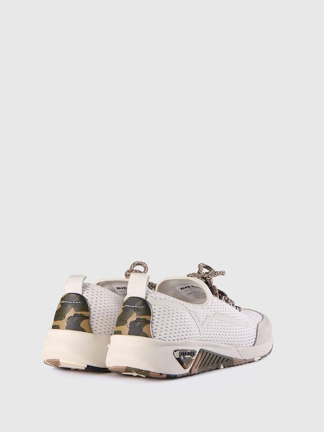 Diesel - S-KBY, Beige - Sneakers - Image 3