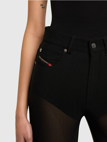 Diesel - P-LON, Black - Pants - Image 5