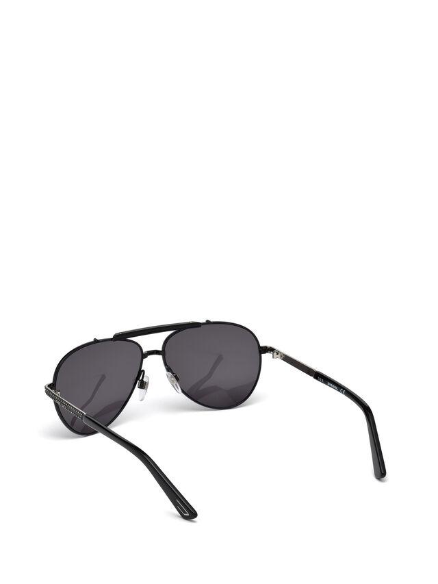 Diesel DL0238, Black - Eyewear - Image 2