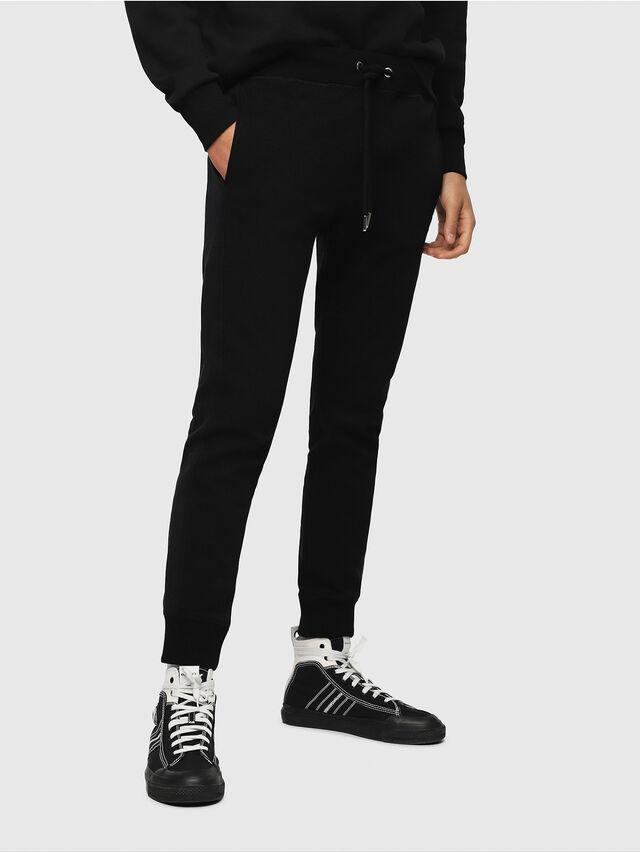 Diesel - P-TAJO-J, Black - Pants - Image 1