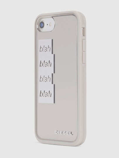 Diesel - BLAH BLAH BLAH IPHONE 8/7/6s/6 CASE, White - Cases - Image 5