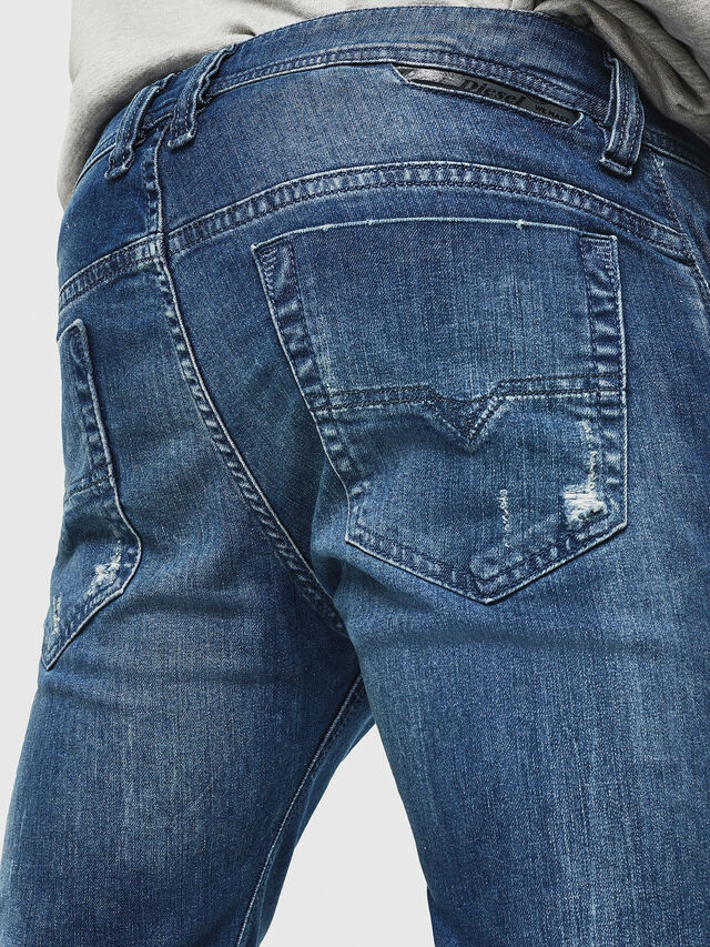 Diesel - Safado C84KY, Medium blue - Jeans - Image 4