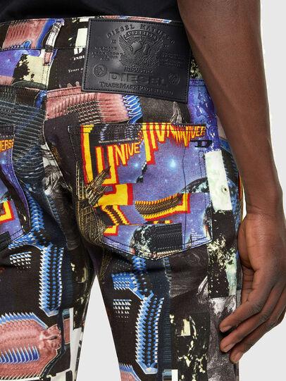 Diesel - D-Kras 009VB, Multicolor - Jeans - Image 5