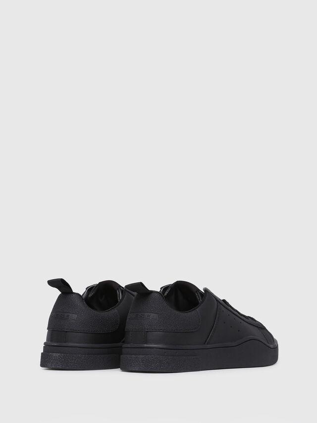 Diesel - S-CLEVER LOW W, Black - Sneakers - Image 3