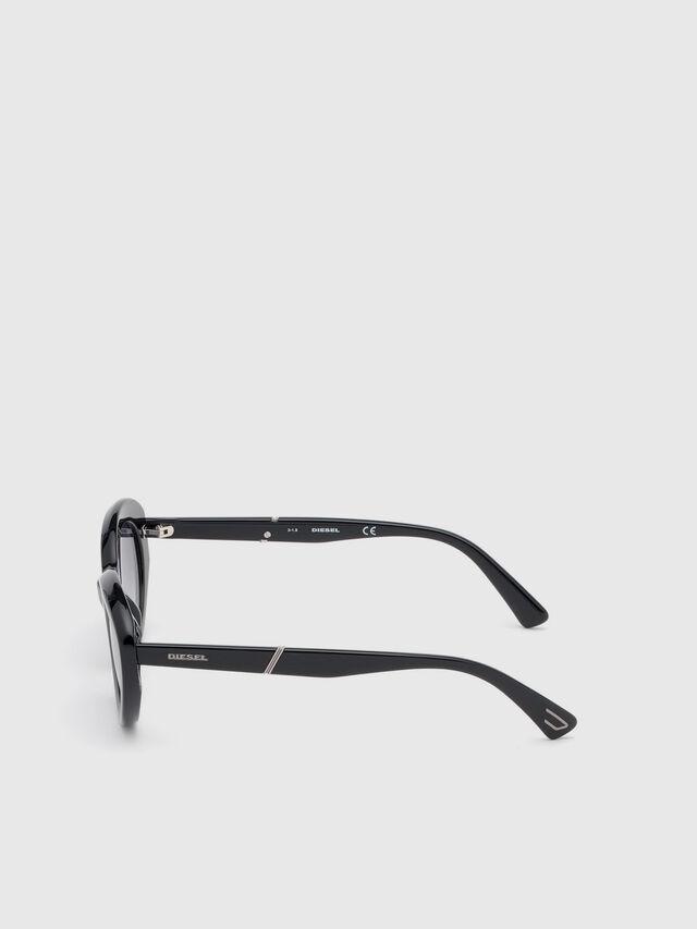 Diesel - DL0281, Black - Sunglasses - Image 3