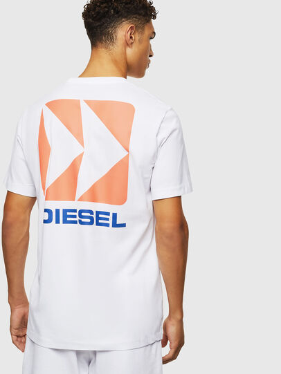 Diesel - BMOWT-JUST-B, White - Out of water - Image 2