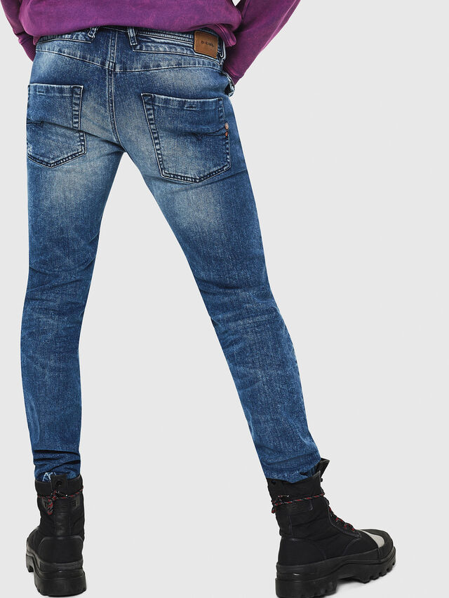 Diesel - Belther 081AQ, Medium blue - Jeans - Image 2