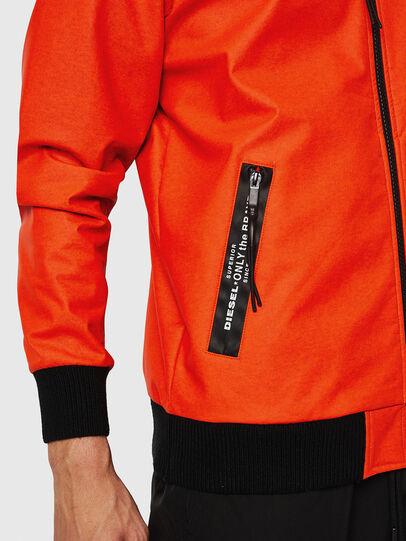 Diesel - S-FILM, Orange - Sweaters - Image 3