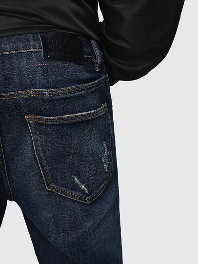 Diesel - D-Eetar 0890W, Dark Blue - Jeans - Image 3