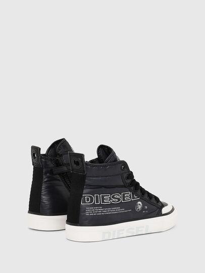 Diesel - SN MID 07 MC LOGO CH, Black - Footwear - Image 3