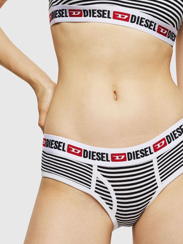 Diesel - UFPN-OXY-THREEPACK, Black/White - Panties - Image 4