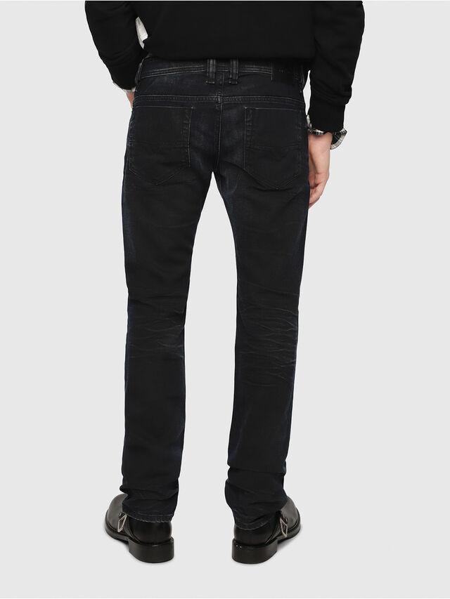 Diesel - Safado C87AU, Dark Blue - Jeans - Image 2
