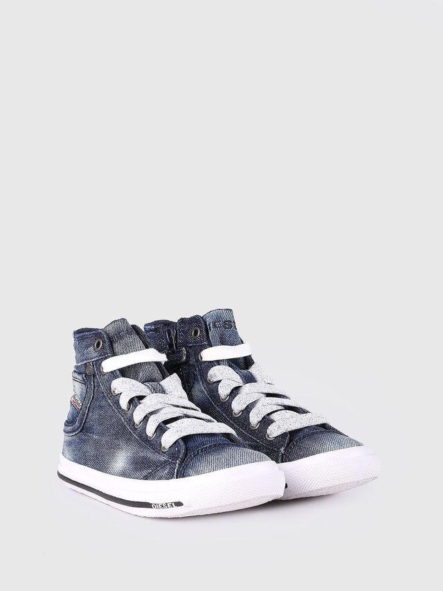 Diesel - SN MID 20 EXPOSURE Y, Blue Jeans - Footwear - Image 2