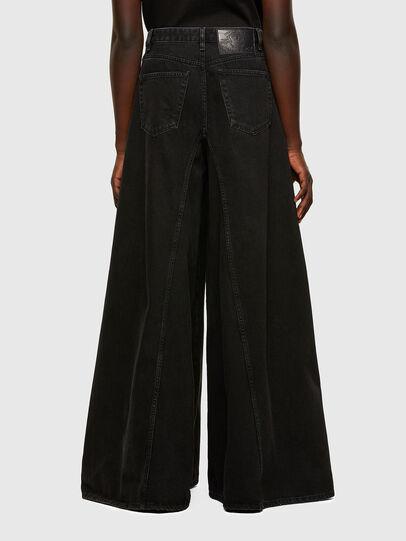 Diesel - D-Spritzz 009RN, Black/Dark grey - Jeans - Image 2