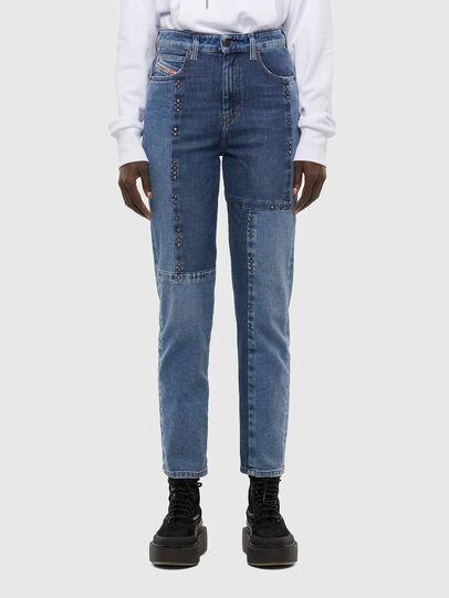Diesel - D-Eiselle 009KP, Light Blue - Jeans - Image 1
