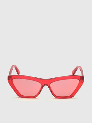 DL0335, Red - Sunglasses