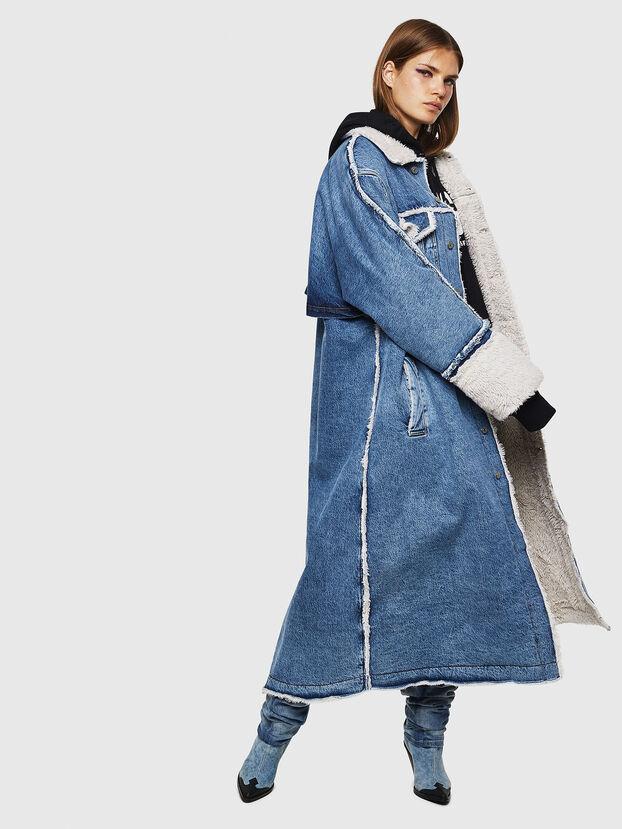 DE-VALY, Medium blue - Winter Jackets