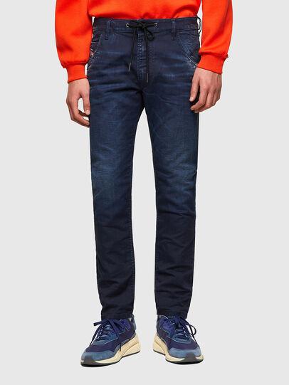 Diesel - Krooley JoggJeans® 069WT, Dark Blue - Jeans - Image 1