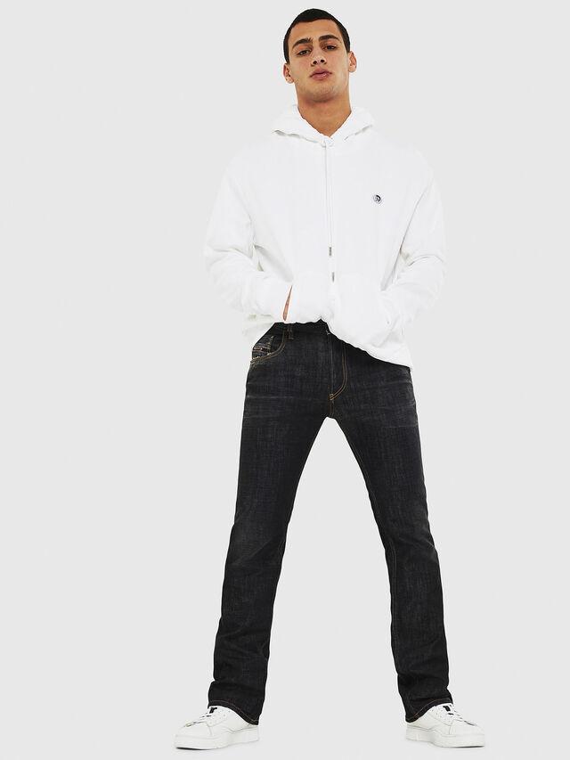 Diesel - D-Ligenz 8880W, Black/Dark grey - Jeans - Image 4