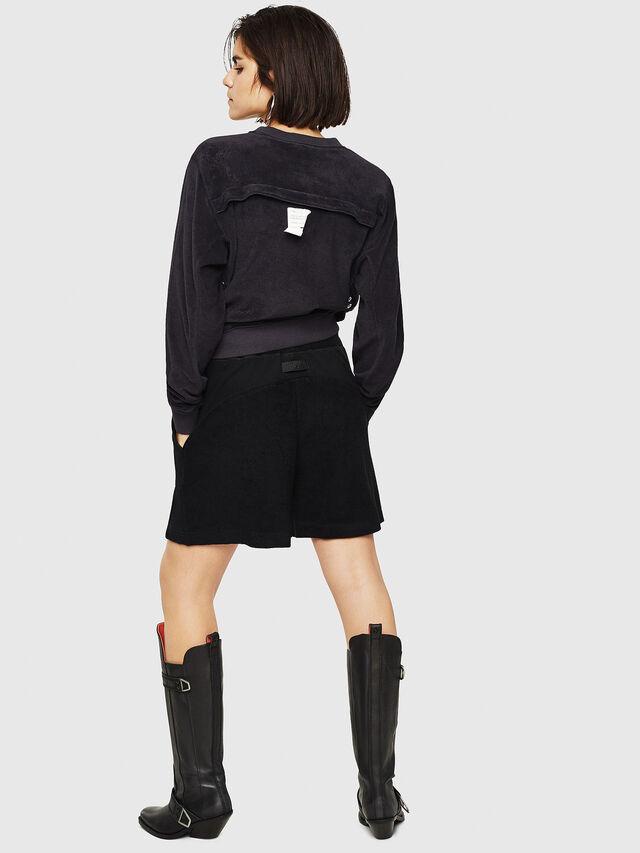 Diesel - F-LYANY-A, Black - Sweaters - Image 2
