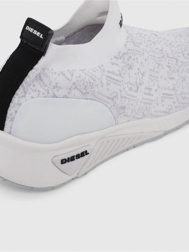 Diesel - S-KB ATHL SOCK W, Dirty White - Sneakers - Image 4
