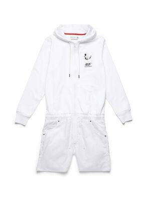 D-SOTTOSOPRA, White - Jumpsuits
