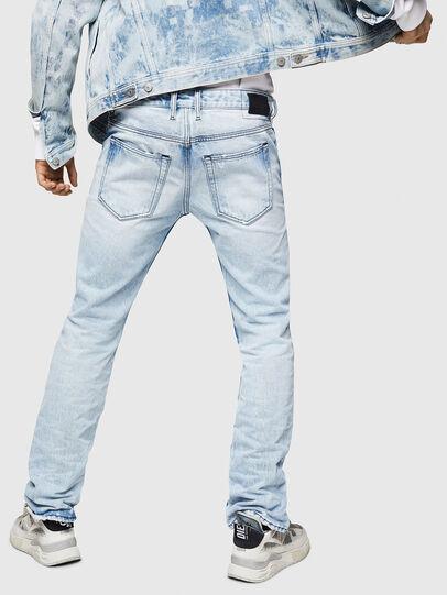 Diesel - D-Ligenz 0078C, Light Blue - Jeans - Image 2