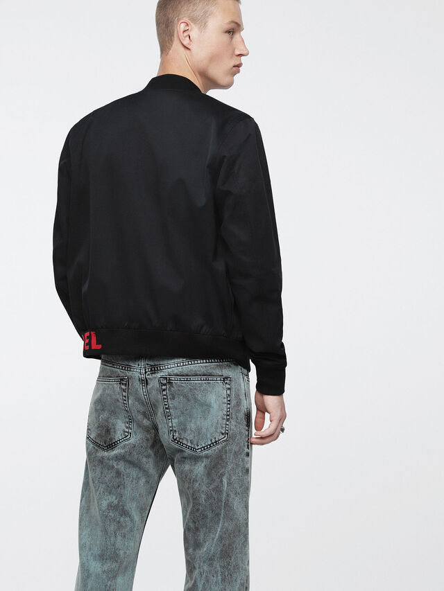Diesel J-GATE, Black - Jackets - Image 2