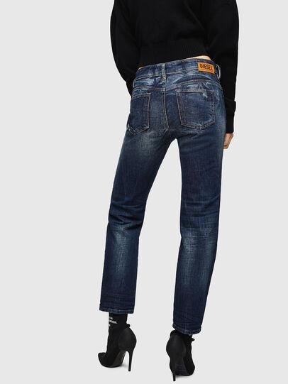 Diesel - D-Rifty 089AL, Dark Blue - Jeans - Image 2